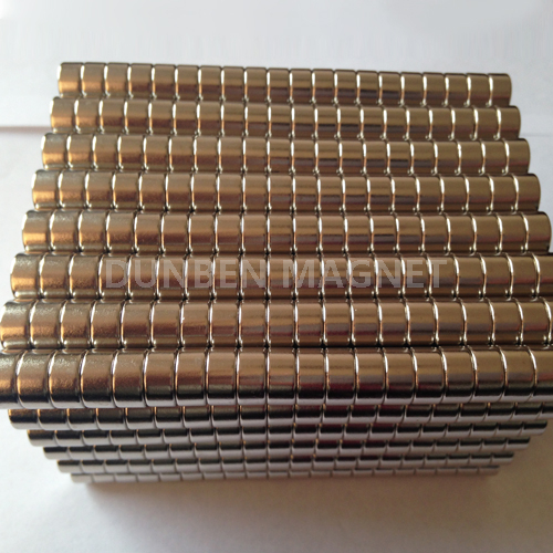 Bulk Strong Disc Round Rare Earth Neodymium Magnets N35 D10x3mm Fridge Magnets