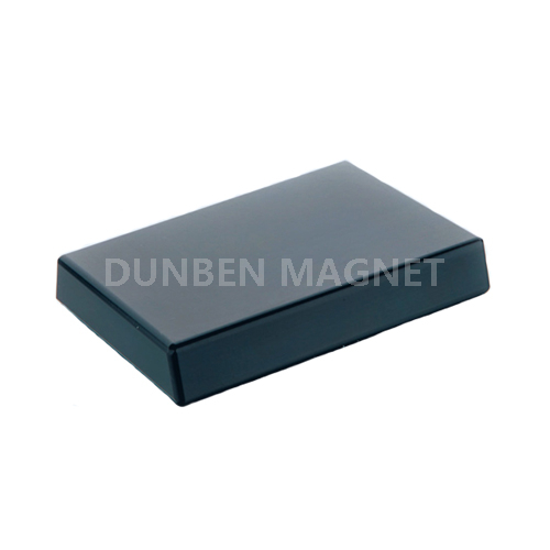 N42 Strong Neodymium Magnet Block with Black Epoxy
