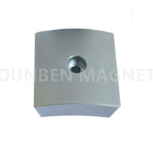 Arc/Segment Neodymium Magnet With Screw Hole For Generator Motor
