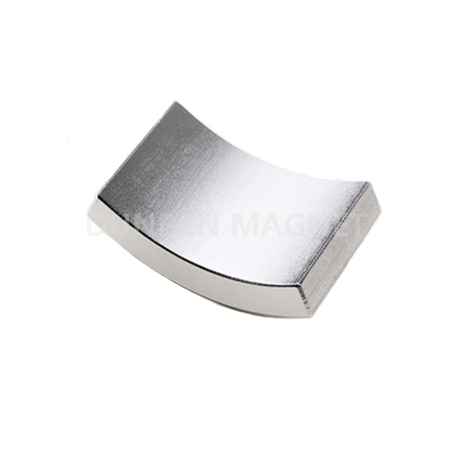 Super Powerful N45SH Grade Large Arc Neodymium Magnets