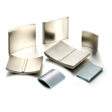 Powerful Arc Segment Permanent Neodymium Arc Magnets,Super Tile NdFeB Magnets,Motor Magnet