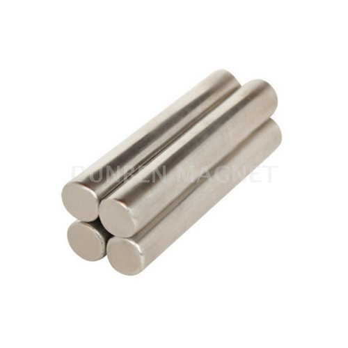 Permanent Rod Magnets With Plain End,Round Magnetic Bars, Standard Round Magnetic Tubes, Magnetic Rods, Round Magnetic Filter Bar for magnetic separation