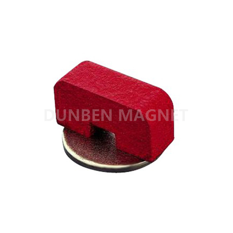 Red Bridge U Shape Minor Alnico Horseshoes Magnets