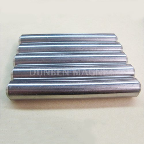 Alnico Cow Magnet, Alnico 5 Cow Pill, Rod Alnico 5 Cow Magnets, Alnico Cow Magnet with curved ends, Standard Cast AlNiCo 5 Cow Magnets