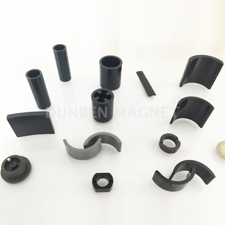 Compression Bonded NdFeB Magnets/ndfeb magnet manufacturer/NdFeB magnetic ring