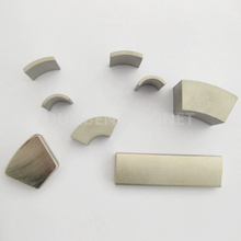 arc or segment shape samarium cobalt SMCO magnets