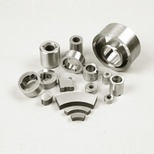 High Precision Super Strong Sintered AlNiCo Magnet