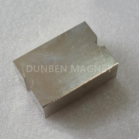 Cast Permanent AlNiCo8 Block Magnets