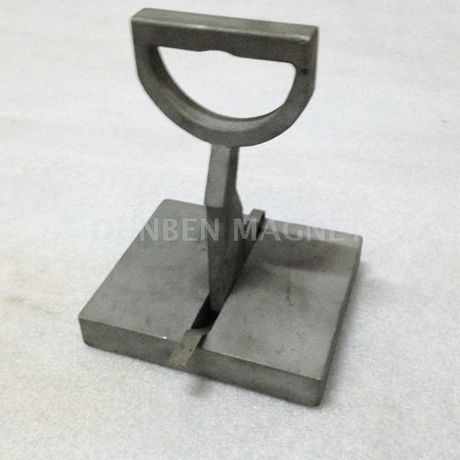 Portable Magnetic Lifter, Portable Permanent Magnetic Lifter, Magnetic Steel Plate Lifter, Portable Lifting Magnet, Portable Steel Plate Magnetic Lifter, Portable Hand Held Magnetic Plate Lifter