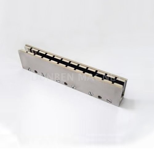 Linear Motor Magnetic Way, Linear Motor Magnetic Components or Drives,Linear Motor Magnetic Track,Magnetic Track for Coreless Linear Motor Secondary