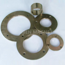 Permanent Ring AlNiCo with Holes Holding Magnet Manufacturer