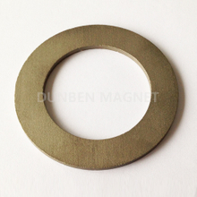 Customized Powerful Rare Earth Samarium Cobalt SmCo Ring Magnet for Motor