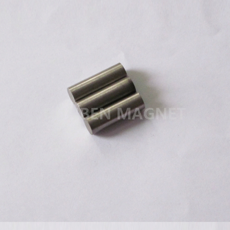 High Magnetic Alnico Rod Magnets , Round Bar Magnets